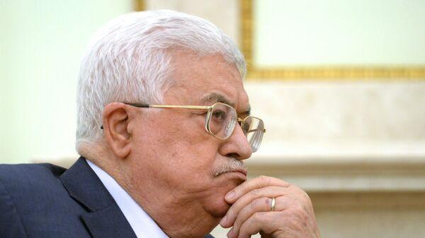 O πρόεδρος της Παλαιστινιακής Αρχής Μαχμούντ Αμπάς - Sputnik Ελλάδα