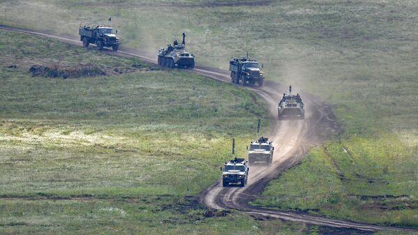 Ρωσικός στρατός - Sputnik Ελλάδα