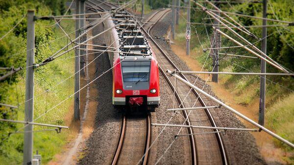 Τρένο - Sputnik Ελλάδα