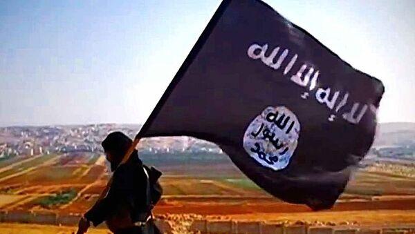 Μαχητής του Ισλαμικού Κράτους - Sputnik Ελλάδα