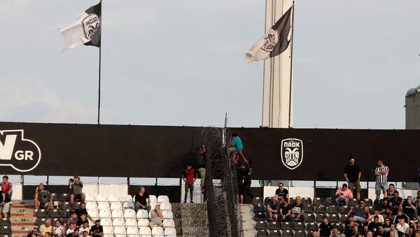 Το γήπεδο του ΠΑΟΚ στην Τούμπα - Sputnik Ελλάδα