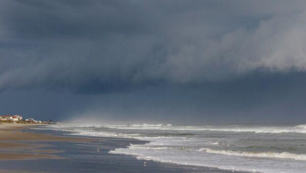 Ο τυφώνας Φλόρενς πλησιάζει τις ανατολικές ακτές των ΗΠΑ - Sputnik Ελλάδα