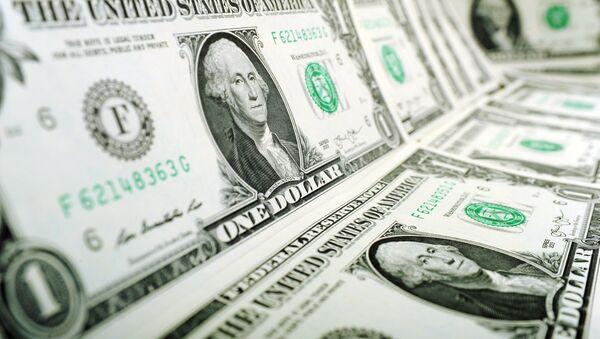 Δολάριο ΗΠΑ  - Sputnik Ελλάδα