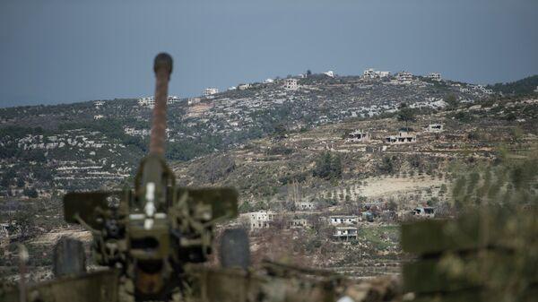 Η επαρχία Ιντλίμπ στη Συρία. - Sputnik Ελλάδα