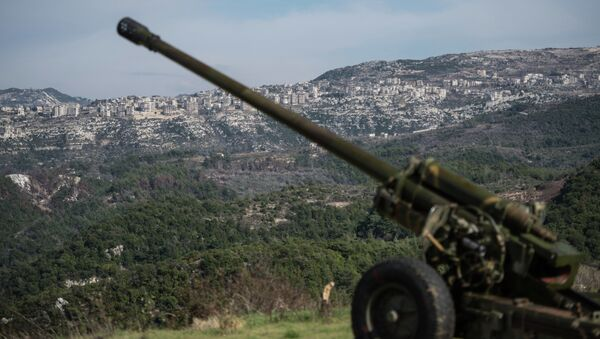 Η επαρχία Ιντλίμπ της Συρίας. - Sputnik Ελλάδα
