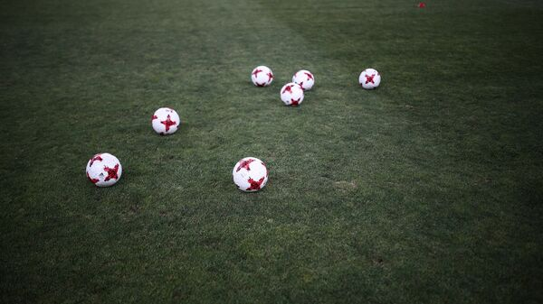 Μπάλες ποδοσφαίρου - Sputnik Ελλάδα